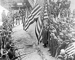 fackföreningens historia